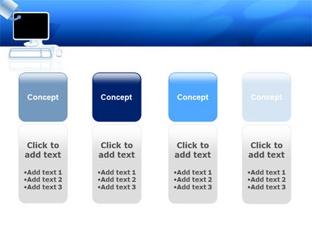 Computer Shield Software PowerPoint Template Slide 5