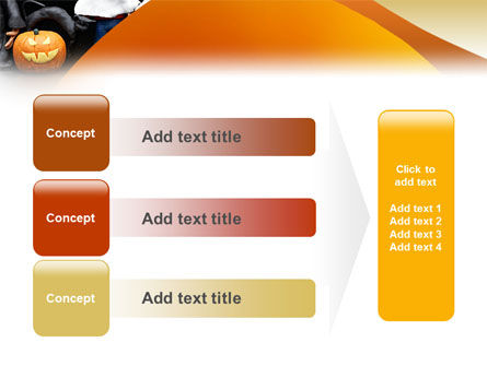 Trick or Treat PowerPoint Template Slide 12