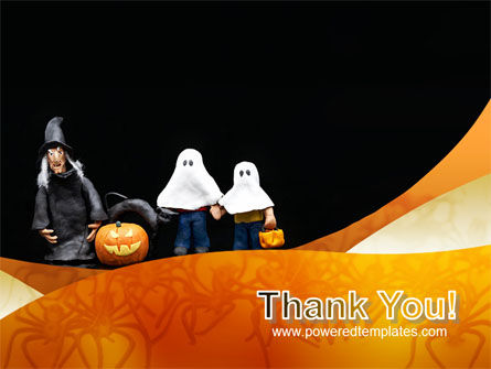 Trick or Treat PowerPoint Template Slide 20