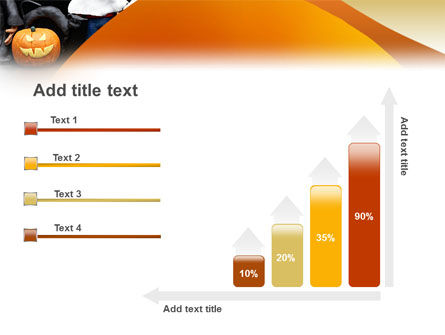 Trick or Treat PowerPoint Template Slide 8