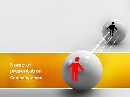 Business Concepts: Relation PowerPoint Template #02754
