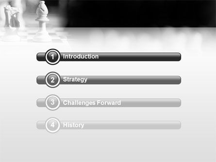 Strategic Position PowerPoint Template, Slide 3, 02755, Sports — PoweredTemplate.com