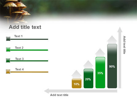 Fungi In The forest PowerPoint Template Slide 8