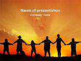 Family PowerPoint Template#1