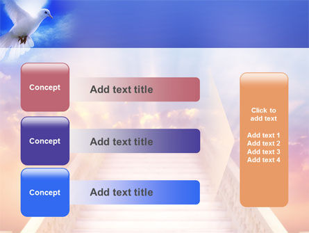 Holy Benediction PowerPoint Template Slide 12