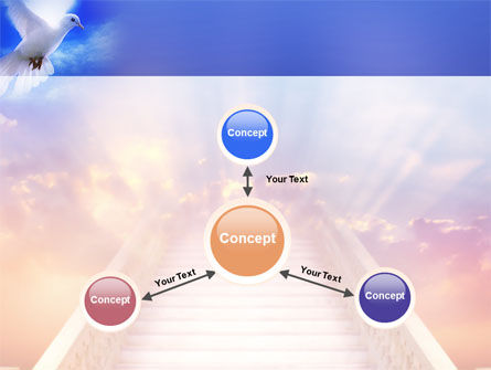 Holy Benediction PowerPoint Template Slide 14