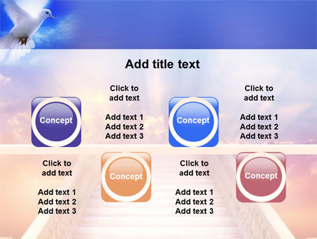 Holy Benediction PowerPoint Template Slide 19