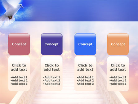 Holy Benediction PowerPoint Template Slide 5