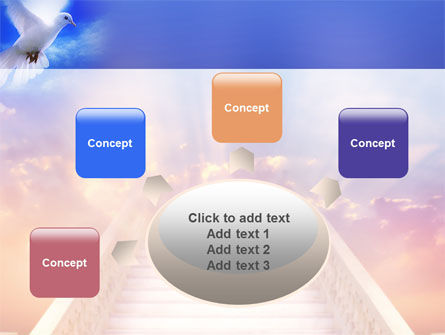 Holy Benediction PowerPoint Template Slide 7