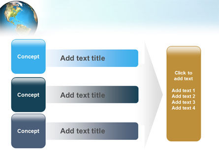 Animated Earth PowerPoint Template Slide 12
