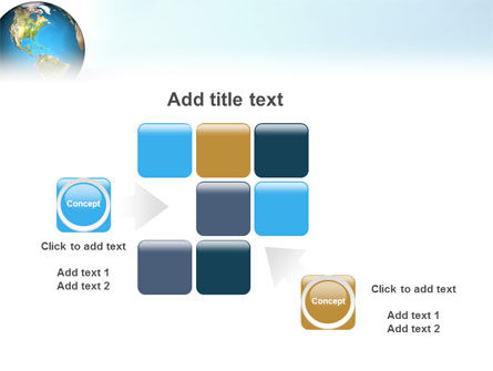 Animated Earth PowerPoint Template Slide 16