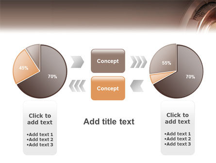 Opening Safe PowerPoint Template Slide 11