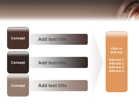 Opening Safe PowerPoint Template Slide 12