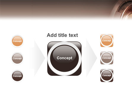 Opening Safe PowerPoint Template Slide 17