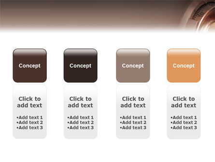 Opening Safe PowerPoint Template Slide 5
