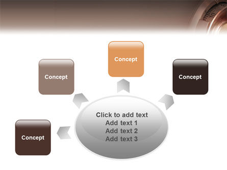 Opening Safe PowerPoint Template Slide 7