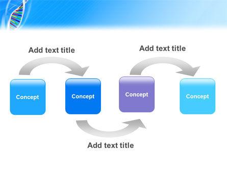 Genome PowerPoint Template, Slide 4, 02774, Medical — PoweredTemplate.com