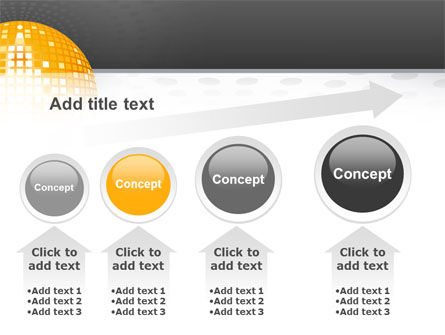 Disco Ball PowerPoint Template Slide 13