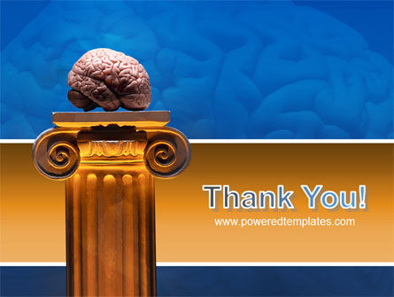 Mind PowerPoint Template Slide 20