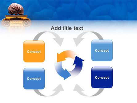Mind PowerPoint Template Slide 6
