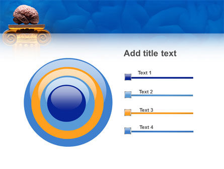 Mind PowerPoint Template Slide 9