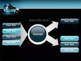 Light Technology PowerPoint Template#14