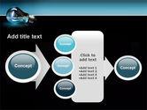 Light Technology PowerPoint Template#17