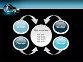 Light Technology PowerPoint Template#6