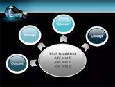 Light Technology PowerPoint Template#7