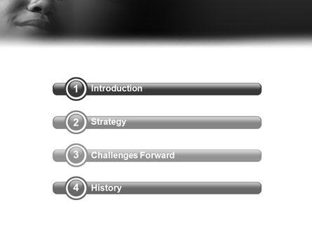 Teenager PowerPoint Template, Slide 3, 02789, Religious/Spiritual — PoweredTemplate.com