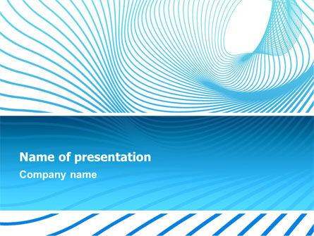 Abstract PowerPoint Template, 02791, Abstract/Textures — PoweredTemplate.com