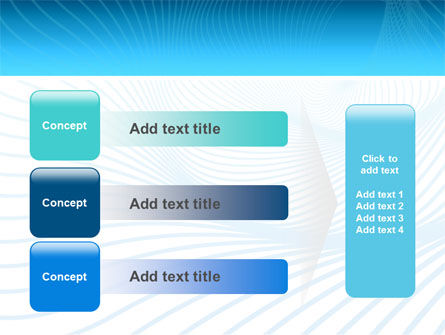 Abstract PowerPoint Template Slide 12
