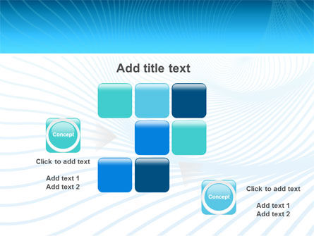 Abstract PowerPoint Template Slide 16