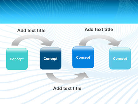 Abstract PowerPoint Template Slide 4