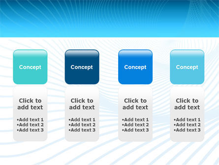 Abstract PowerPoint Template Slide 5
