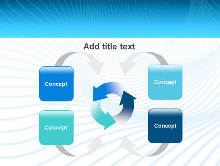 Abstract PowerPoint Template Slide 6