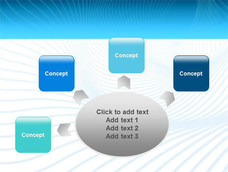 Abstract PowerPoint Template Slide 7