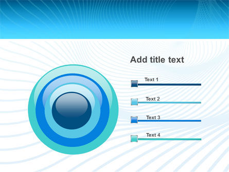 Abstract PowerPoint Template Slide 9