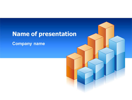 Business: Graphs PowerPoint Template #02792