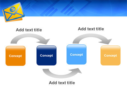 E-mail PowerPoint Template Slide 4