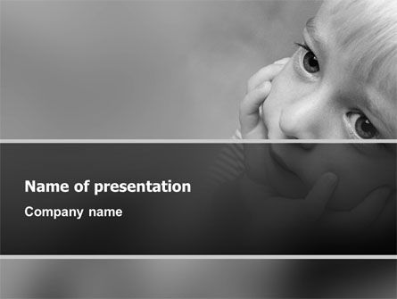 People: Children's Dreams PowerPoint Template #02794