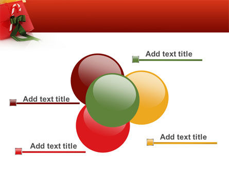 Christmas Gift PowerPoint Template Slide 10