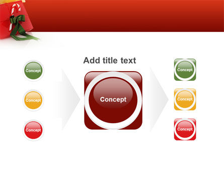 Christmas Gift PowerPoint Template Slide 17