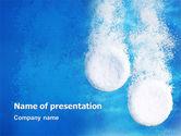 Medical: Aspirin PowerPoint Template #02797