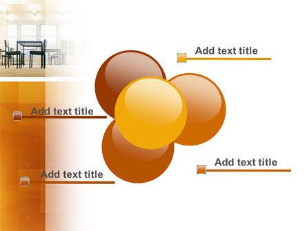 Office Canteen PowerPoint Template Slide 10