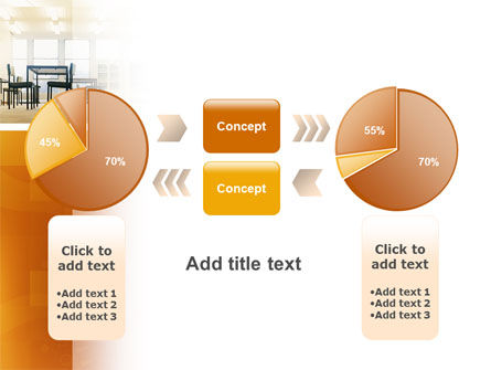 Office Canteen PowerPoint Template Slide 11