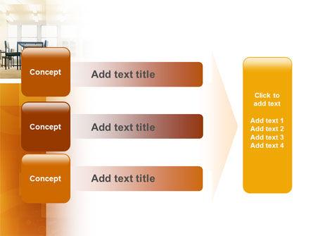 Office Canteen PowerPoint Template Slide 12