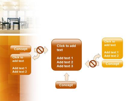 Office Canteen PowerPoint Template Slide 13