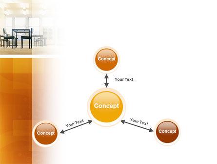 Office Canteen PowerPoint Template Slide 14