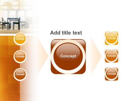 Office Canteen PowerPoint Template Slide 17